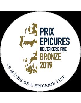 médaille bronze prix épicures de l'épicerie fine Paris