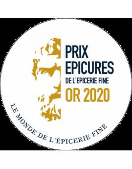 médaille or prix épicures de l'épicerie fine Paris