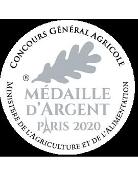 médaille argent concours général agricole Paris 2020