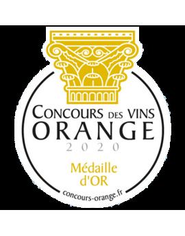 médaille or concours des vins d'Orange