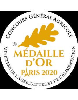 médaille or concours général agricole Paris