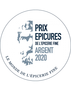 médaille argent prix épicures de l'épicerie fine Paris