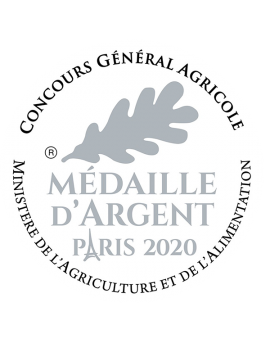 médaille argent concours général agricole Paris